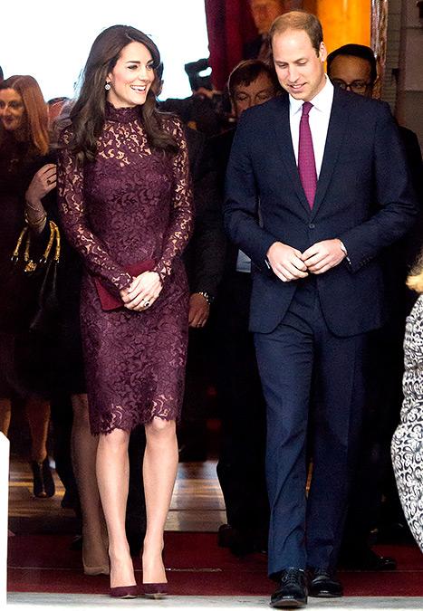 Kate Middleton en Dolce & Gabbana