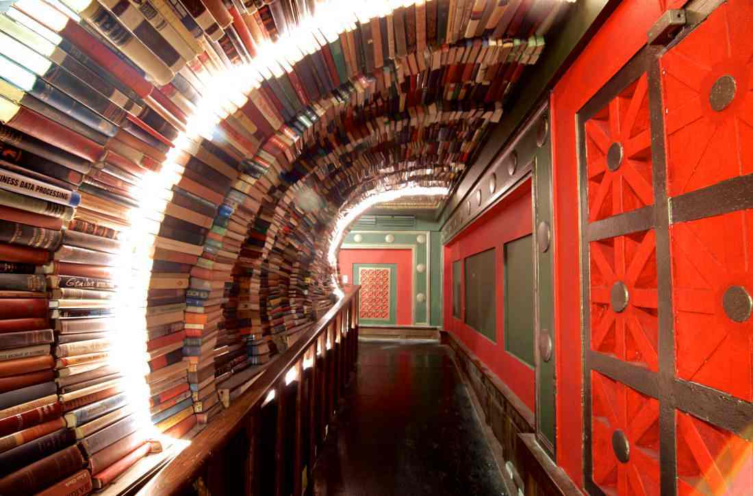 1100 - Las librerías más lindas del mundo para conocer