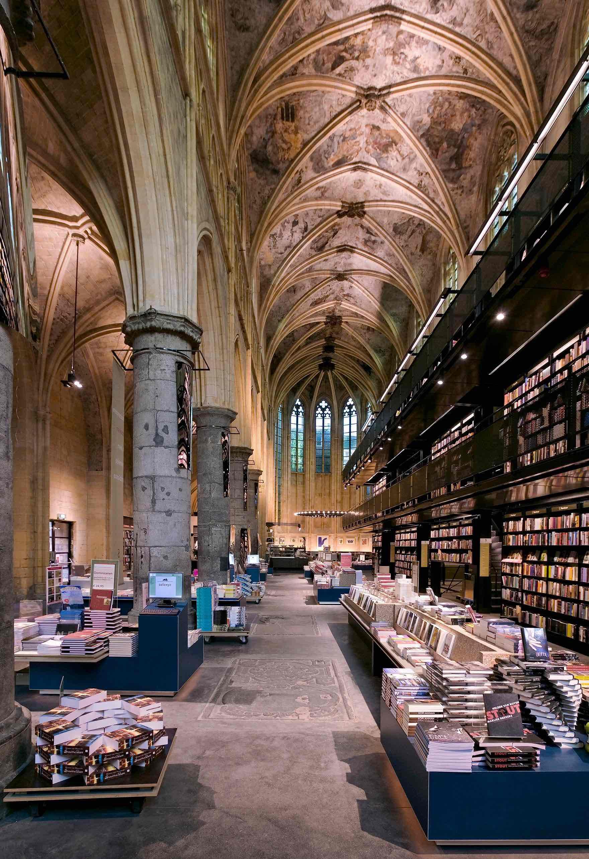 1760 - Las librerías más lindas del mundo para conocer