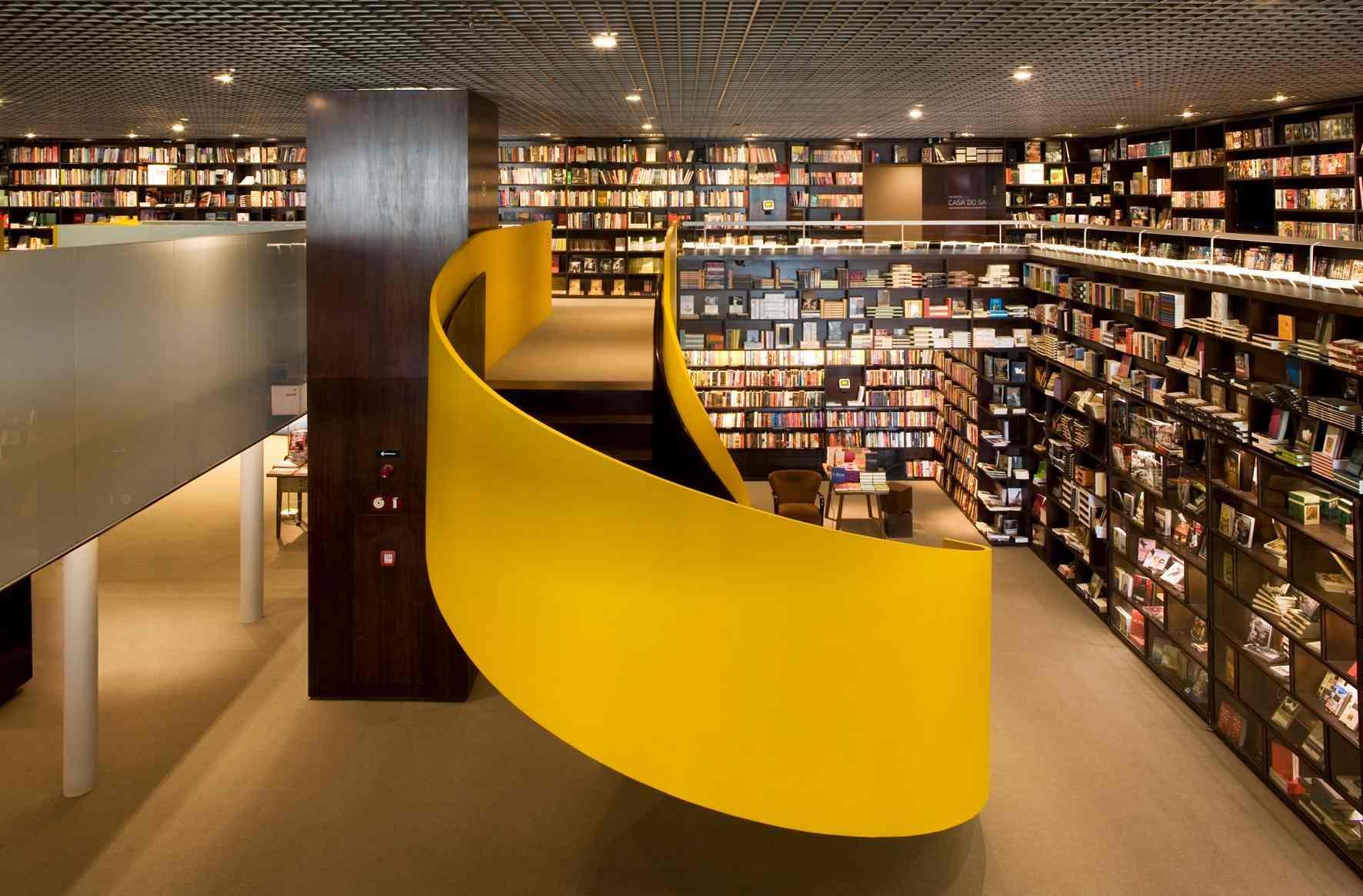 1772 - Las librerías más lindas del mundo para conocer