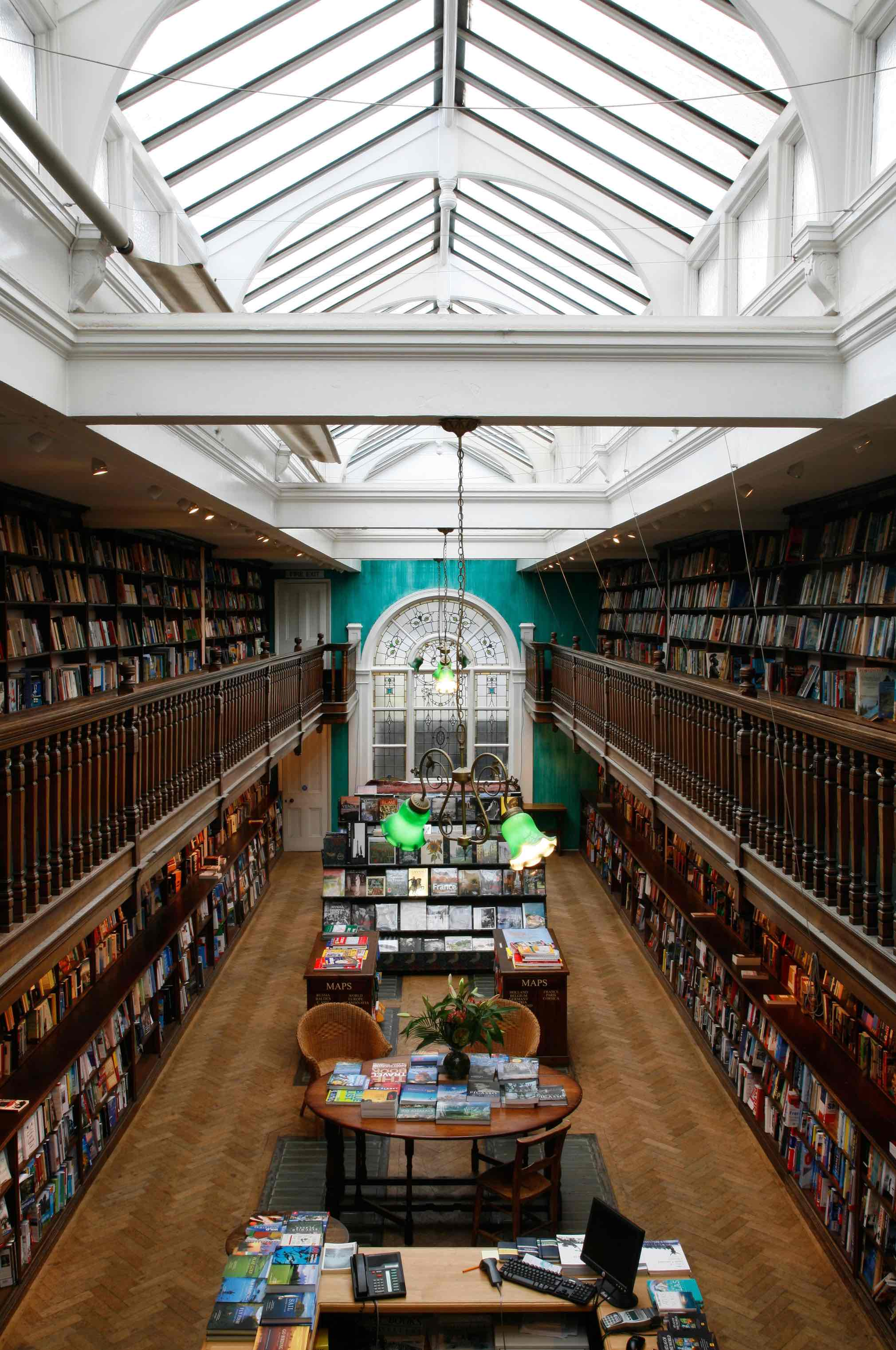 3513 - Las librerías más lindas del mundo para conocer