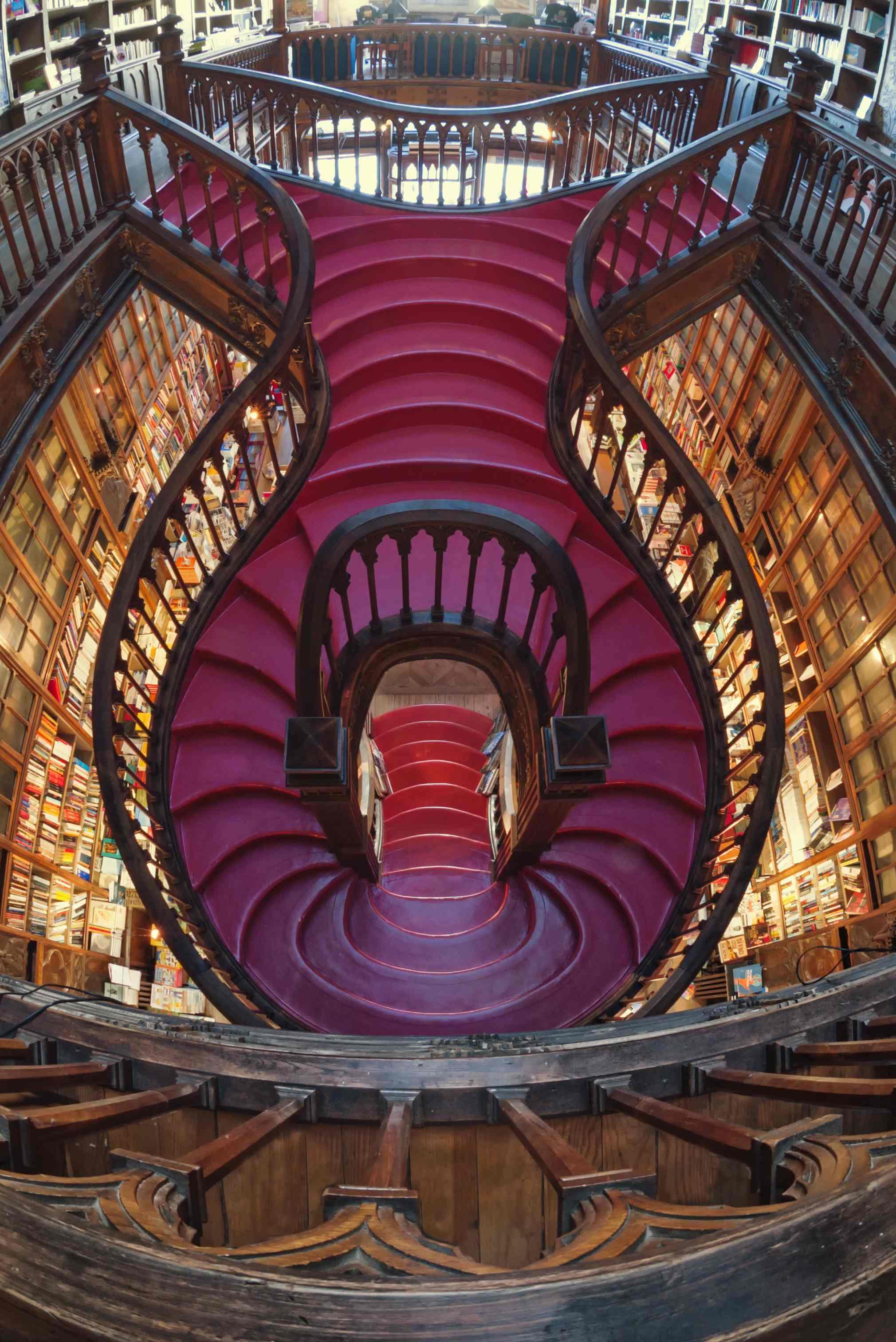 3536 1 - Las librerías más lindas del mundo para conocer