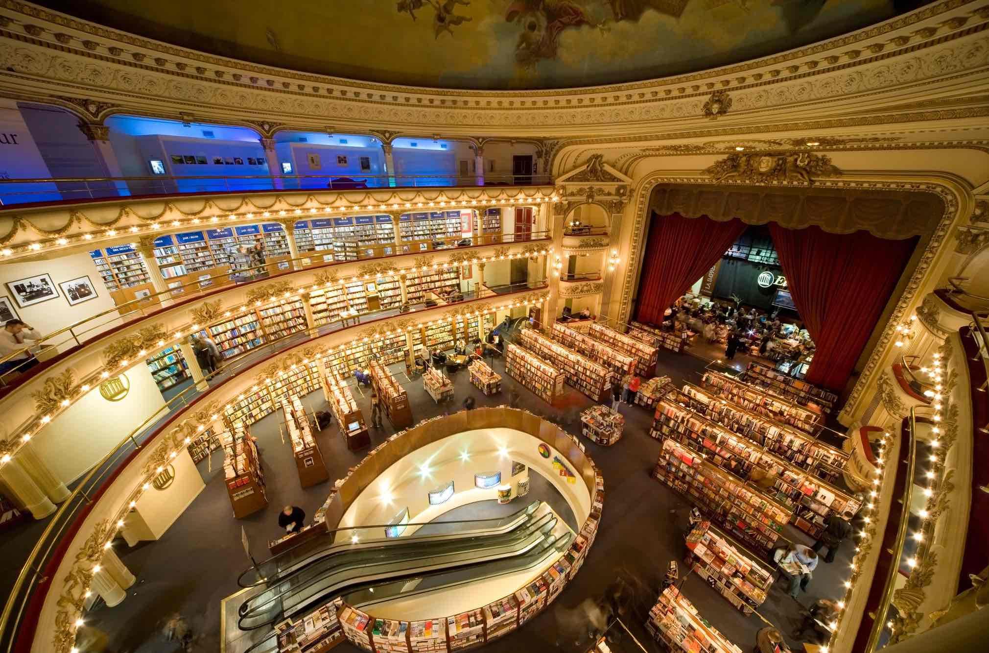 6144 - Las librerías más lindas del mundo para conocer