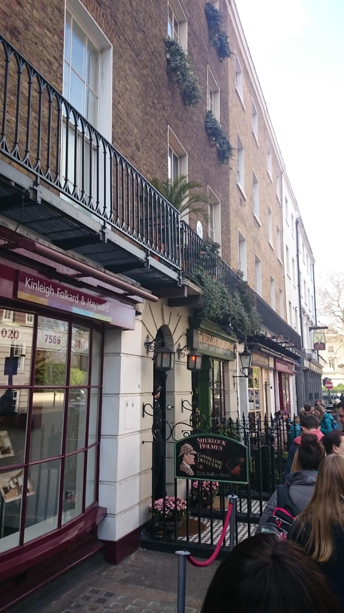 dsc 0909 - El Museo / Casa de Sherlock Holmes en Londres