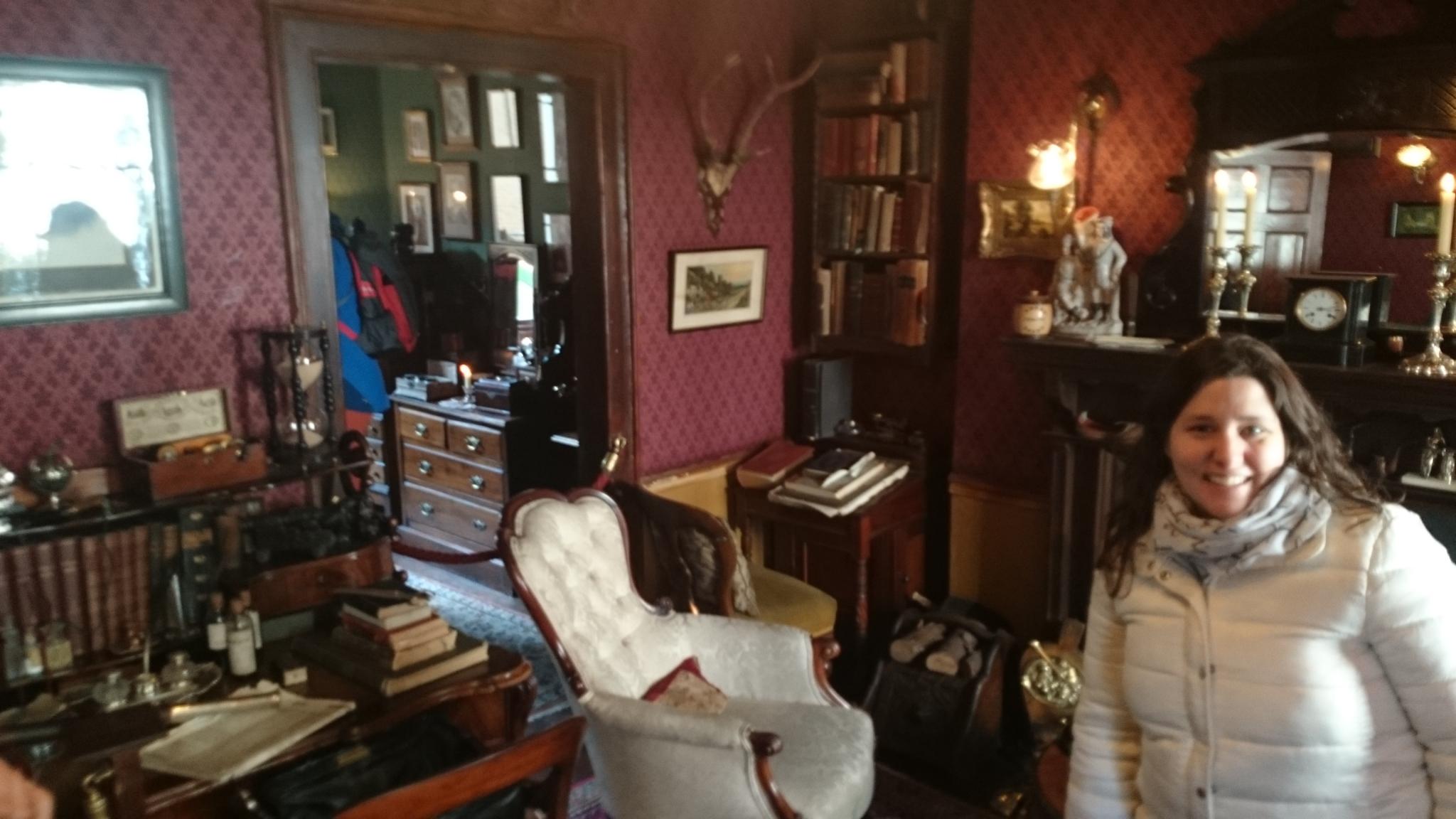 dsc 0914 - El Museo / Casa de Sherlock Holmes en Londres