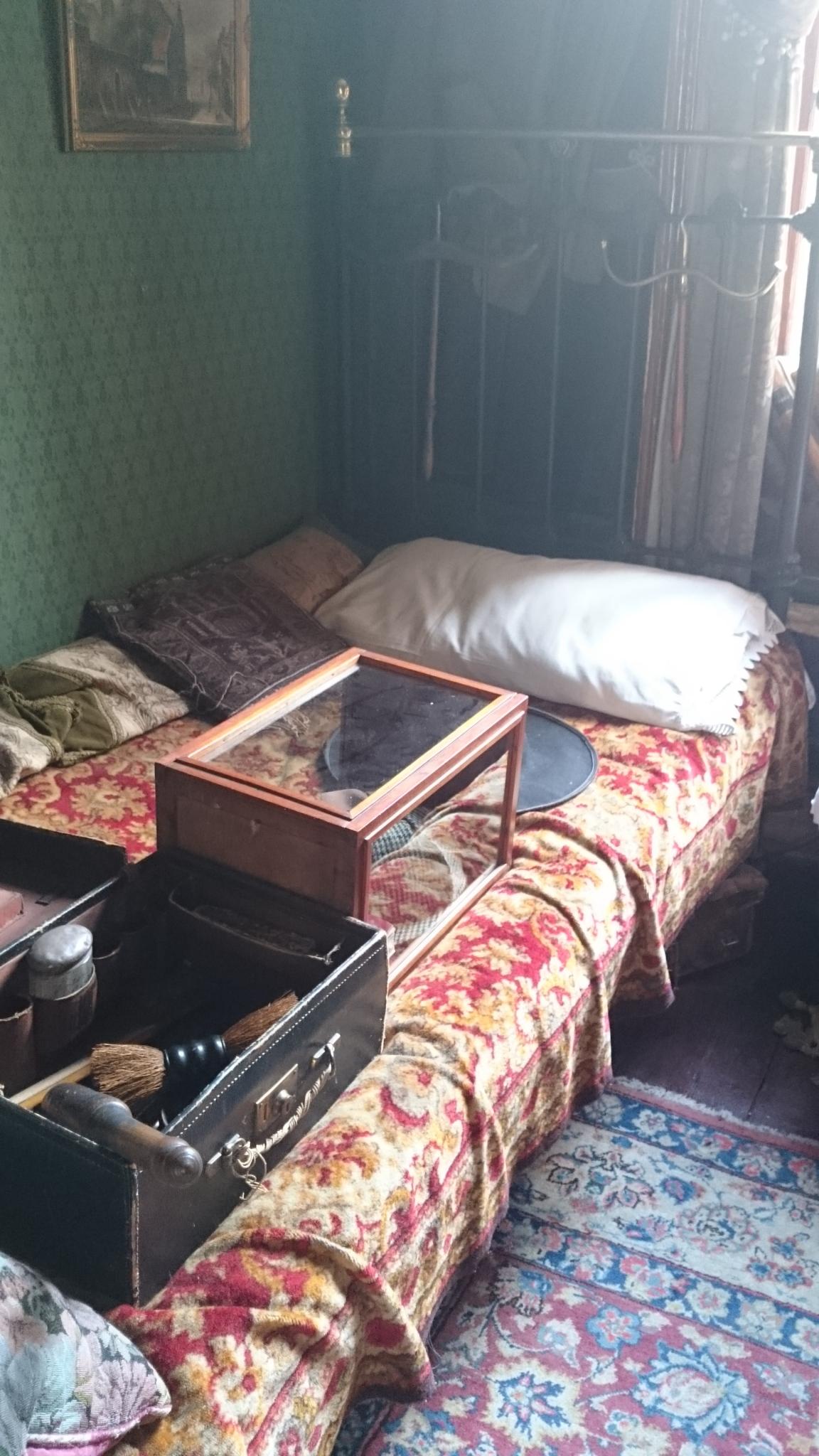 dsc 0933 - El Museo / Casa de Sherlock Holmes en Londres
