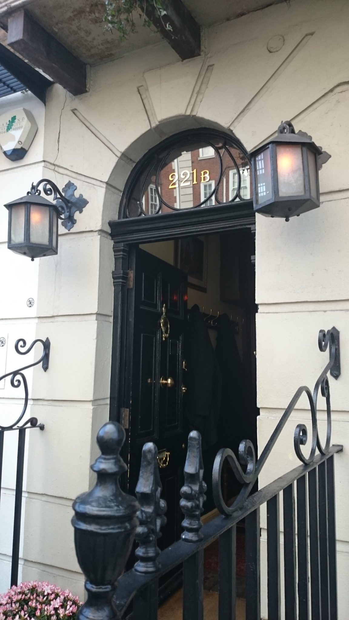 dsc 09621 - El Museo / Casa de Sherlock Holmes en Londres
