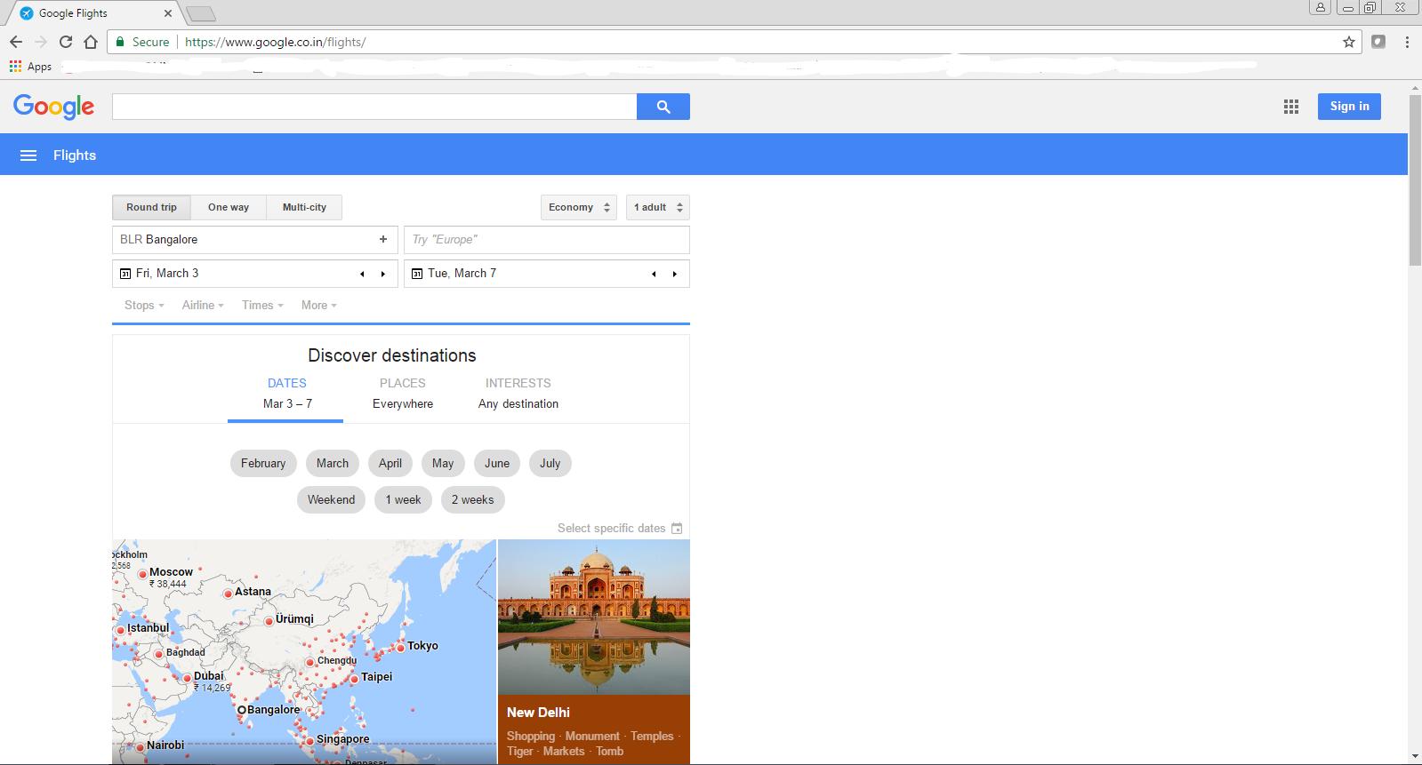 googlef - Como conseguir pasajes aereos baratos