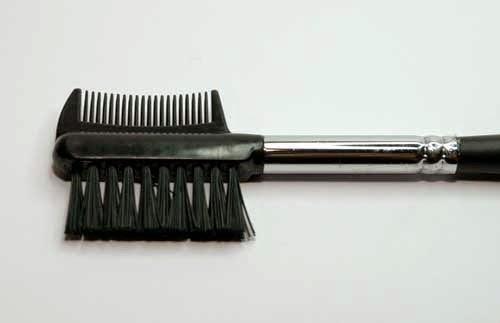 pincel cejas y pestac3b1as1 - Guía de Brochas y Pinceles y como usarlos