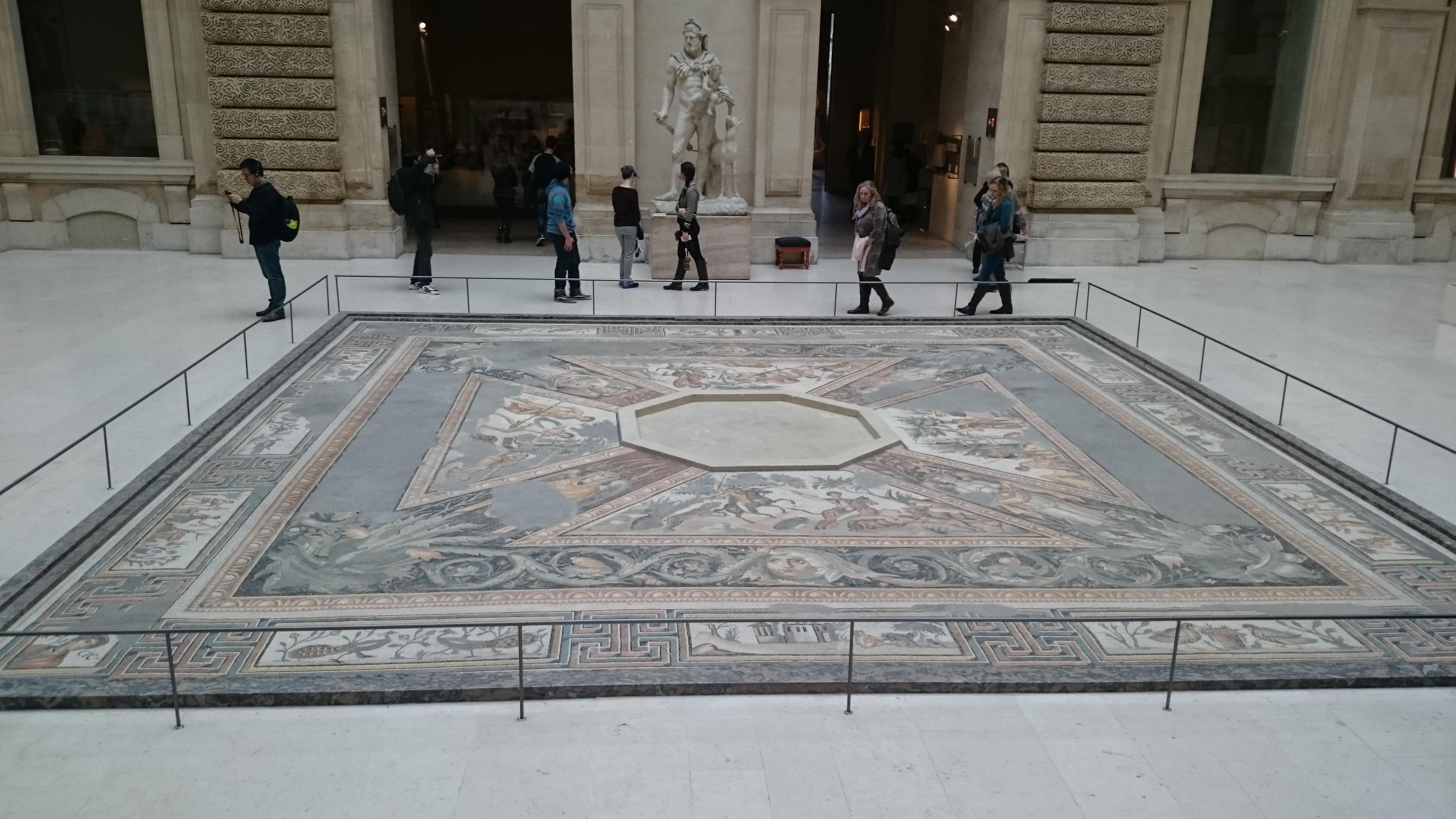 dsc 1469 - Consejos para visitar el Museo Louvre (y otros museos)