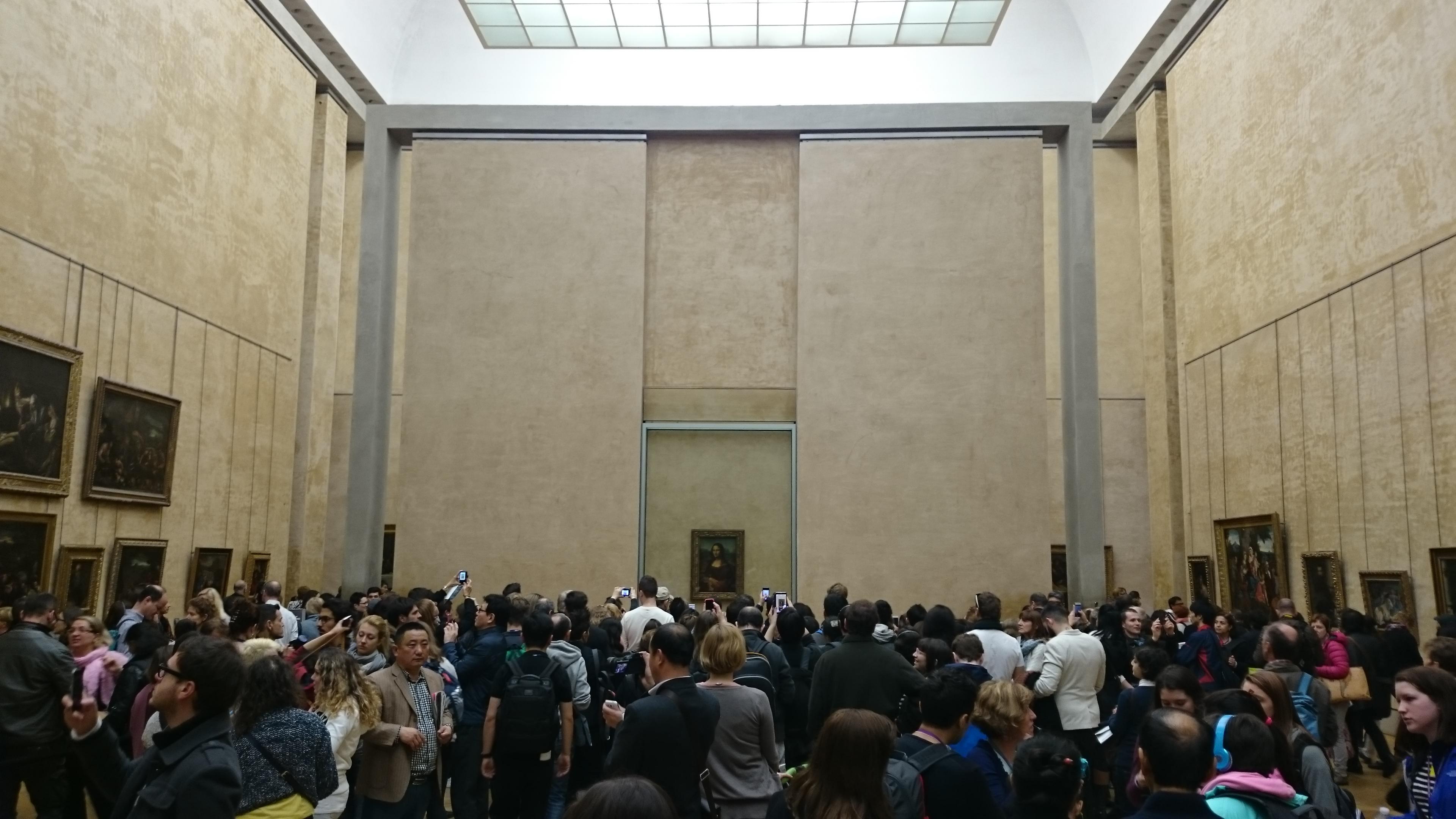 dsc 1483 - Consejos para visitar el Museo Louvre (y otros museos)
