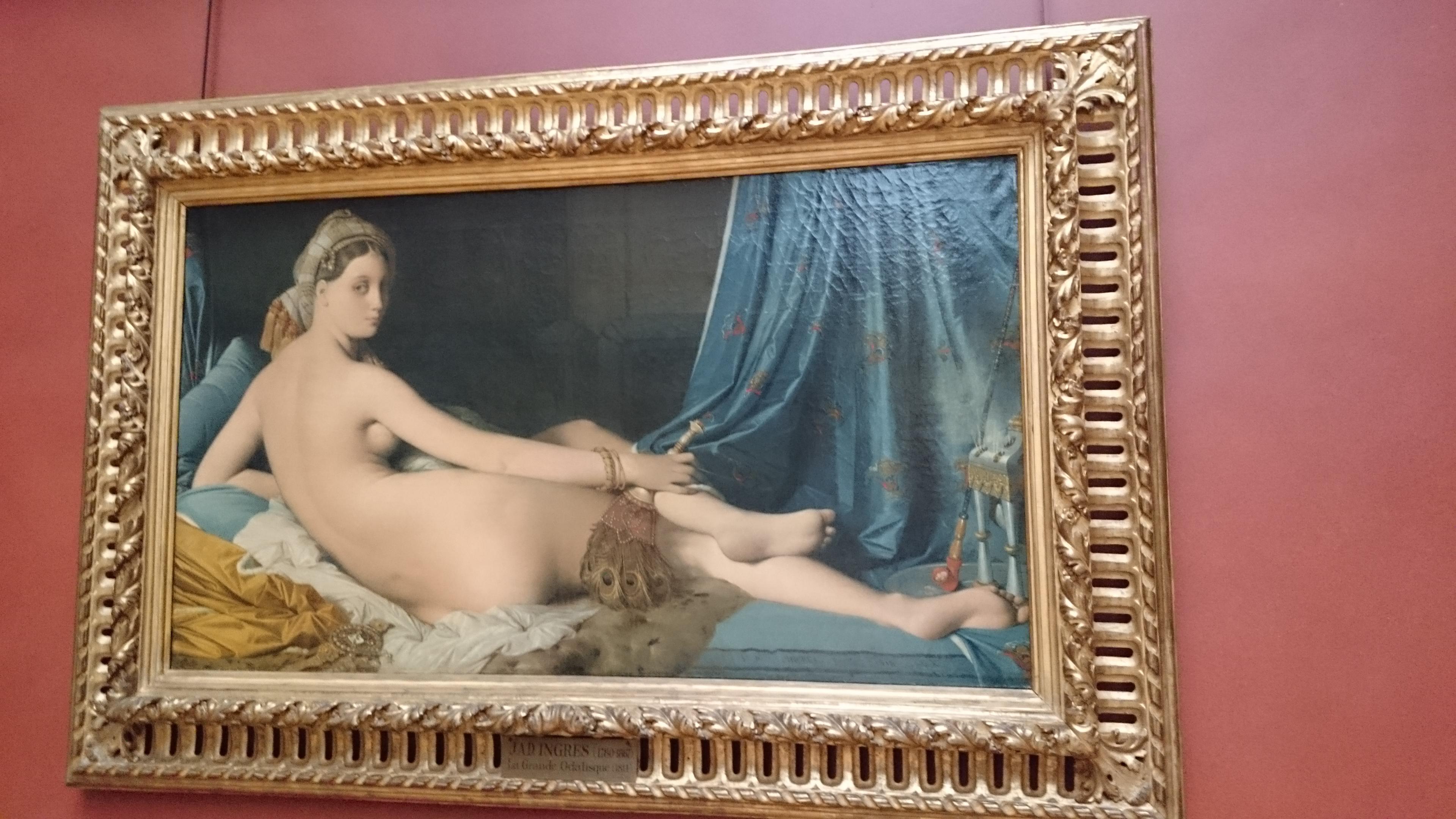 dsc 1505 - Consejos para visitar el Museo Louvre (y otros museos)