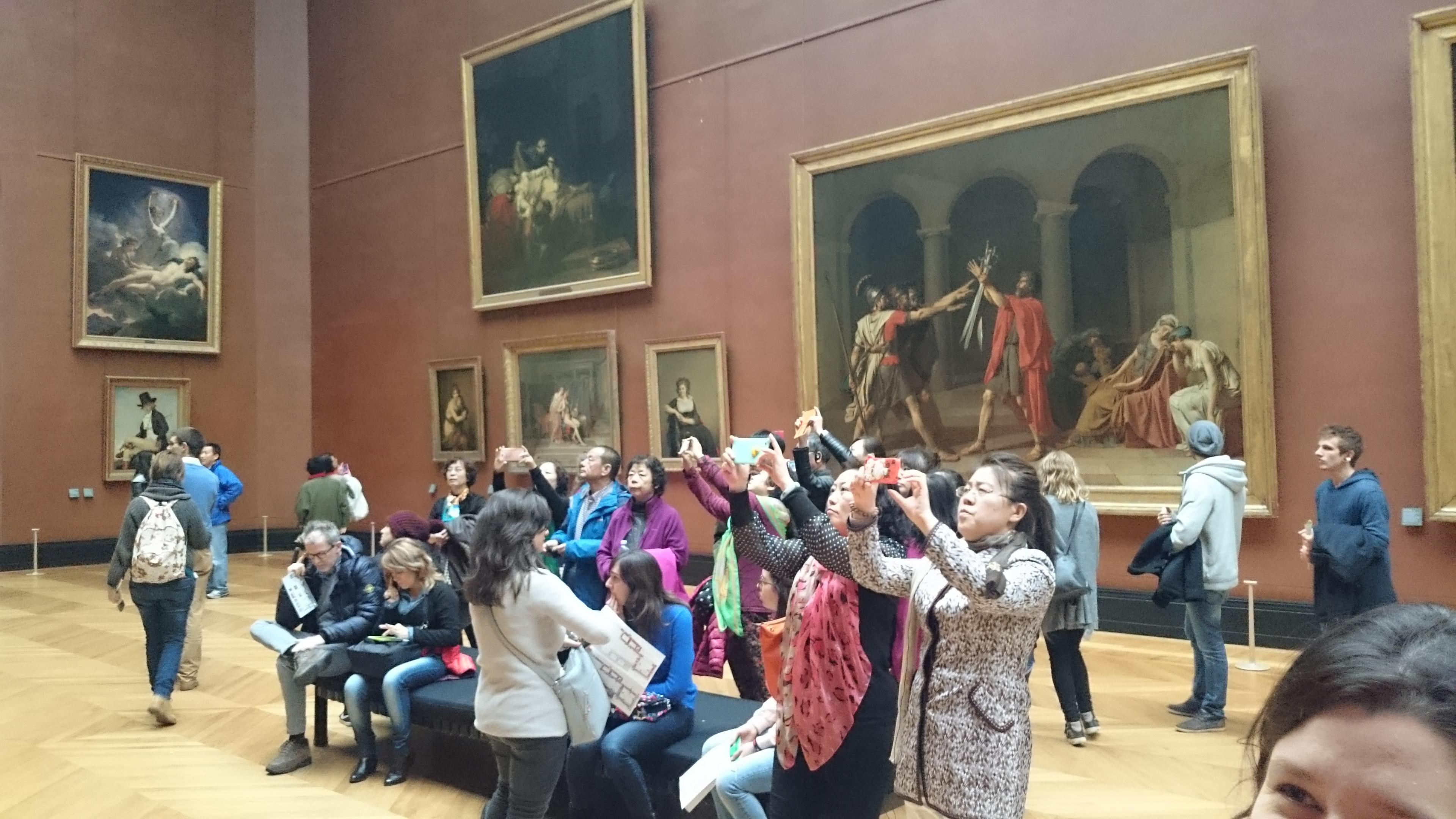 dsc 1511 - Consejos para visitar el Museo Louvre (y otros museos)