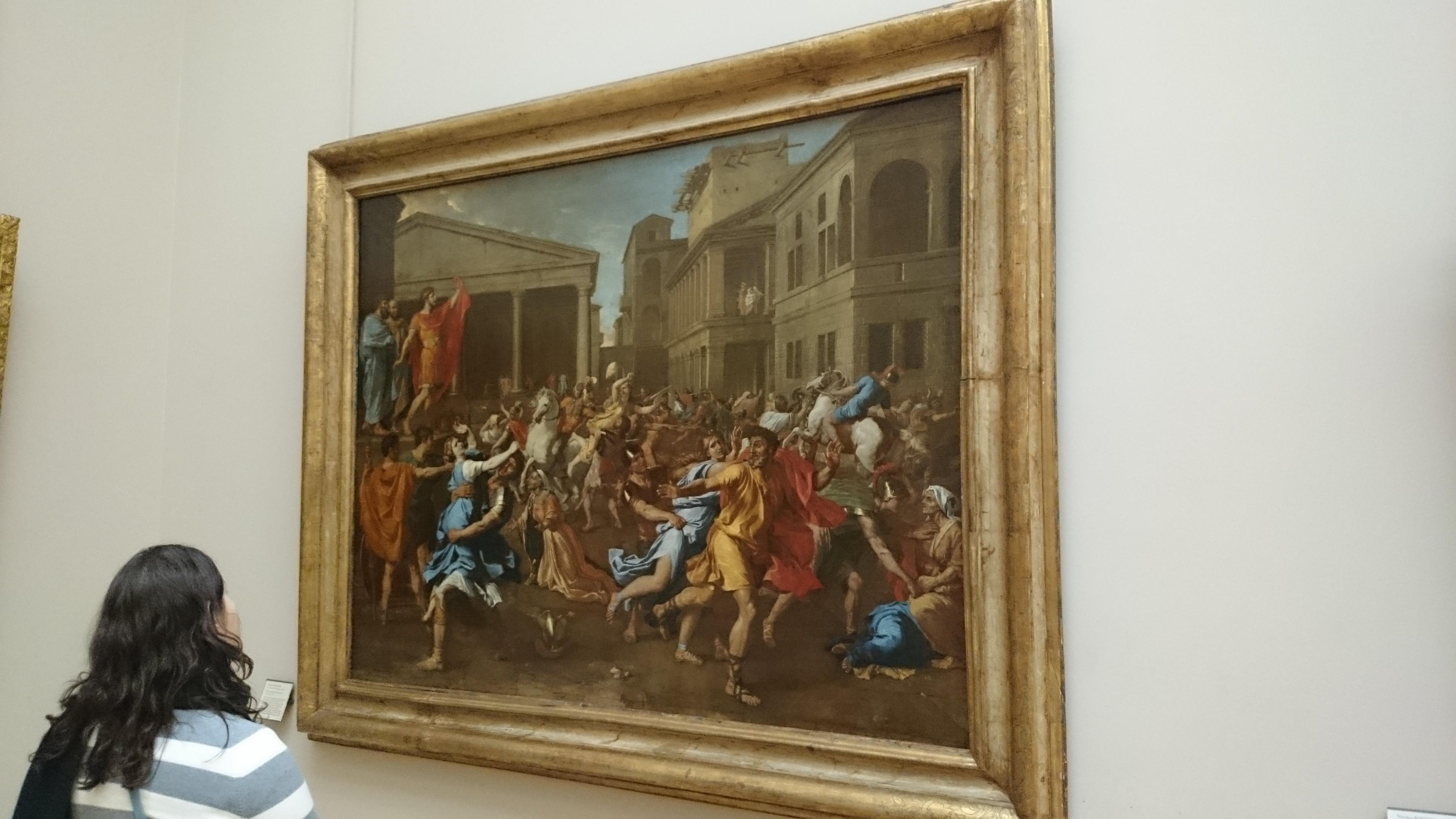 dsc 1553 - Consejos para visitar el Museo Louvre (y otros museos)