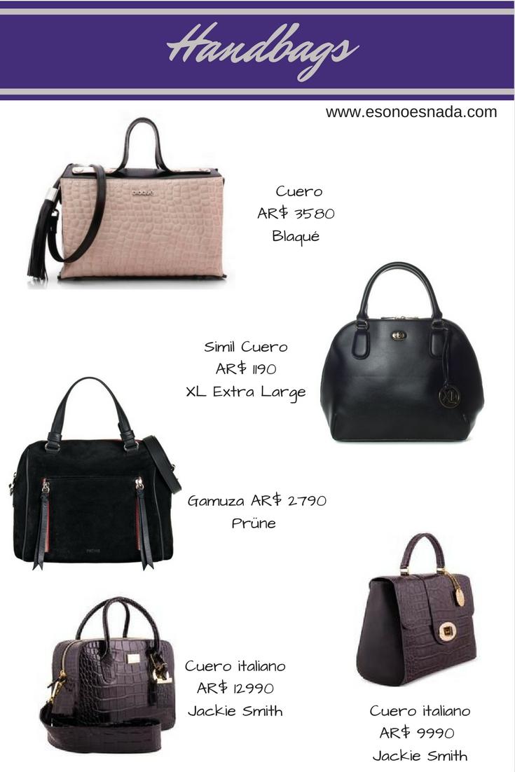 OtoñoInvierno 2017 Handbags (1)