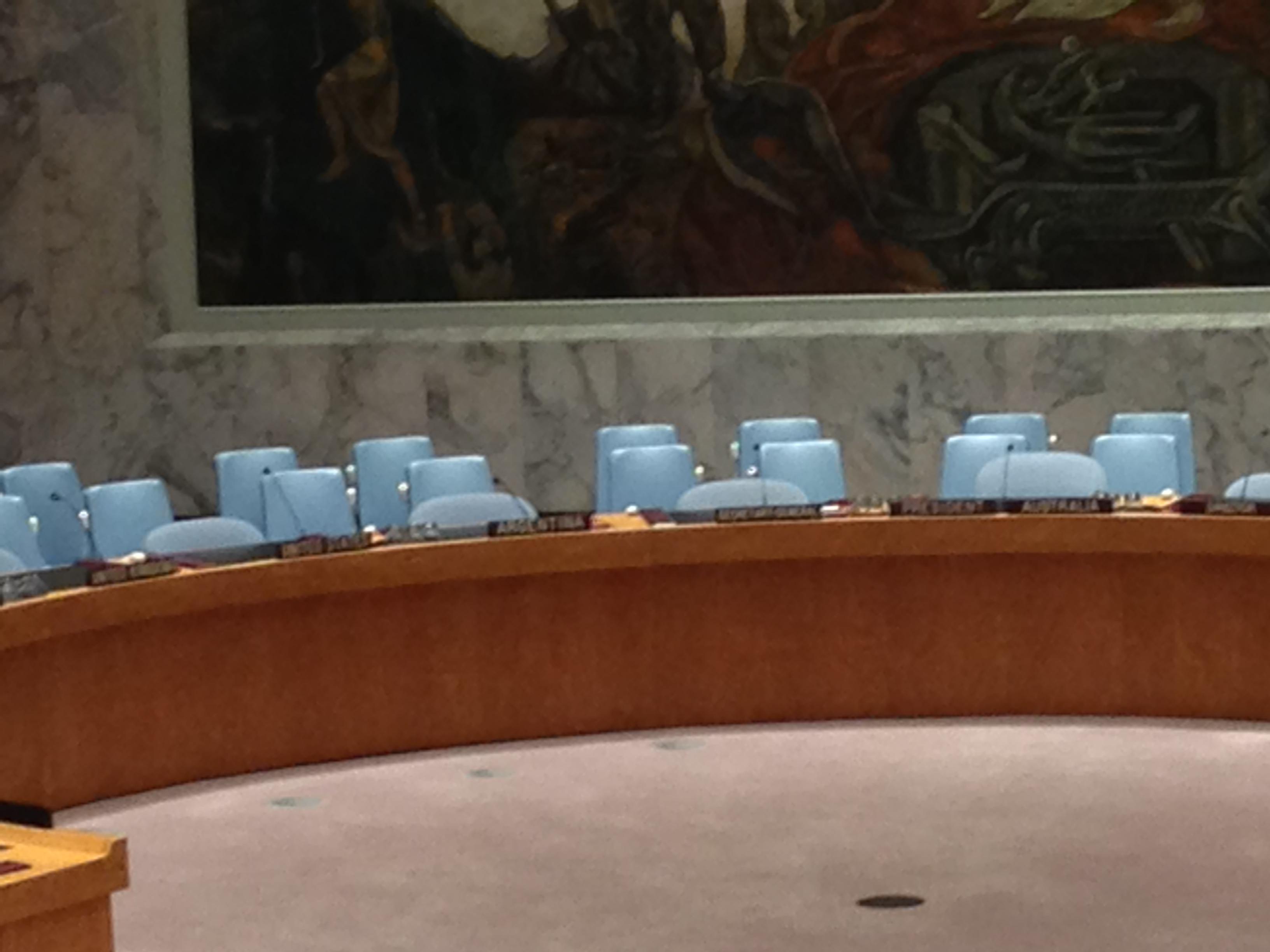 20141110 214723650 ios - Visitando la sede de la ONU en New York
