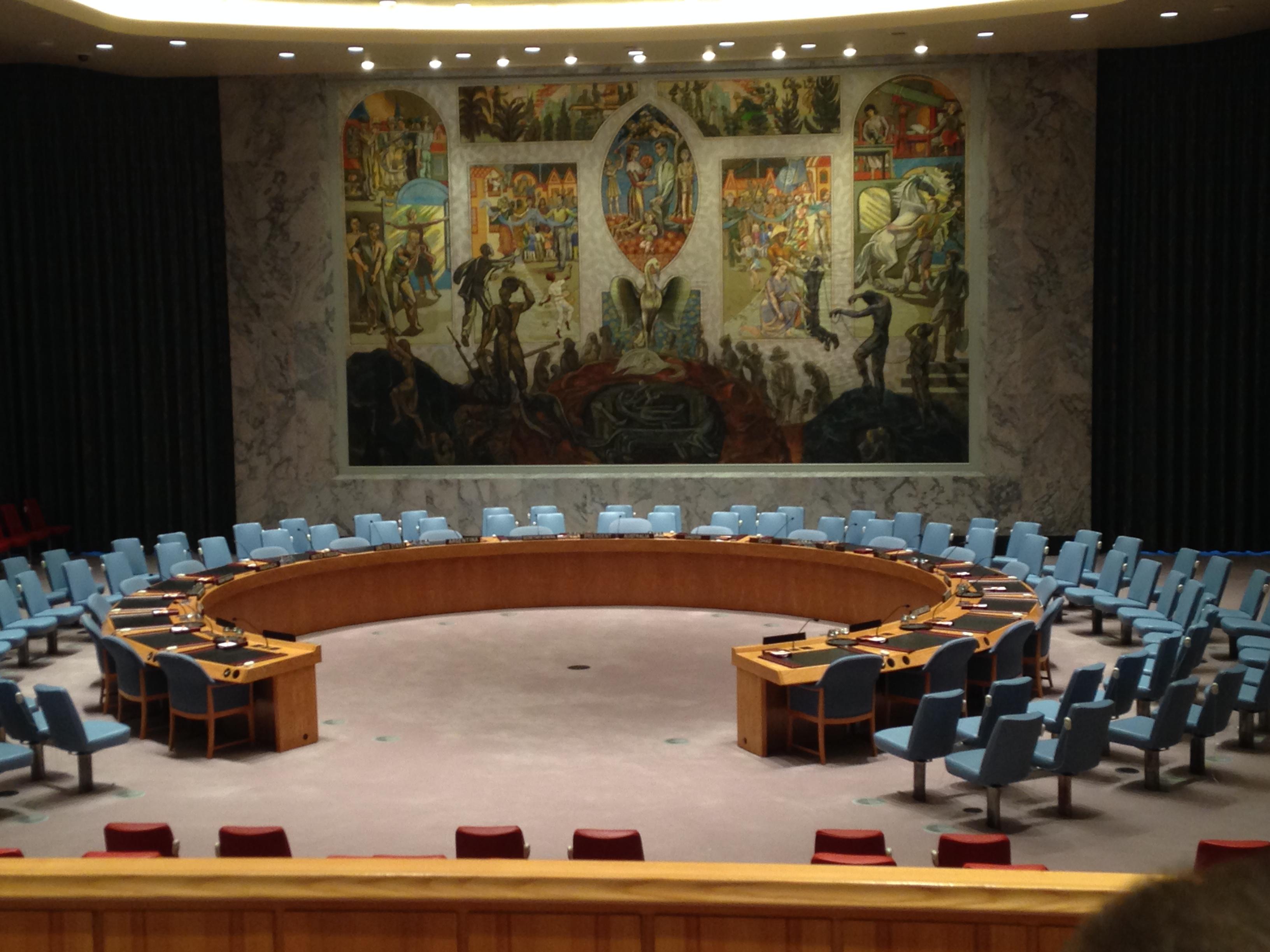 20141110 214727585 ios - Visitando la sede de la ONU en New York