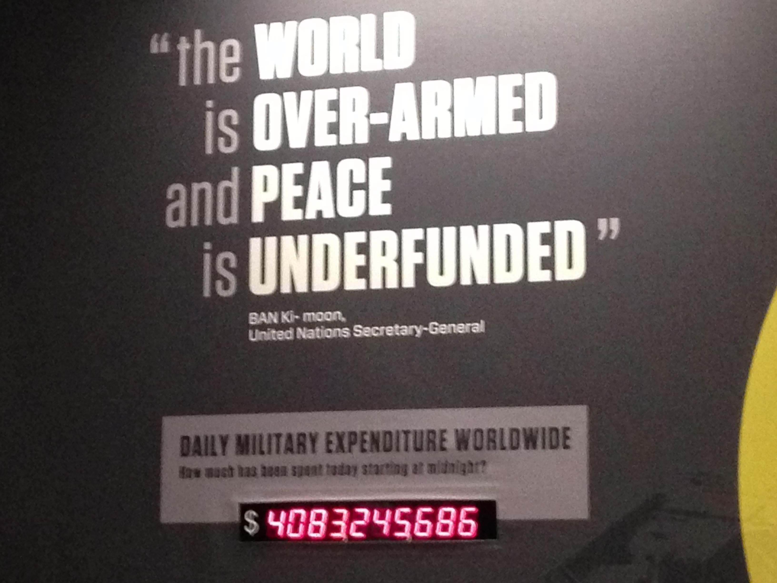 20141110 221846247 ios - Visitando la sede de la ONU en New York